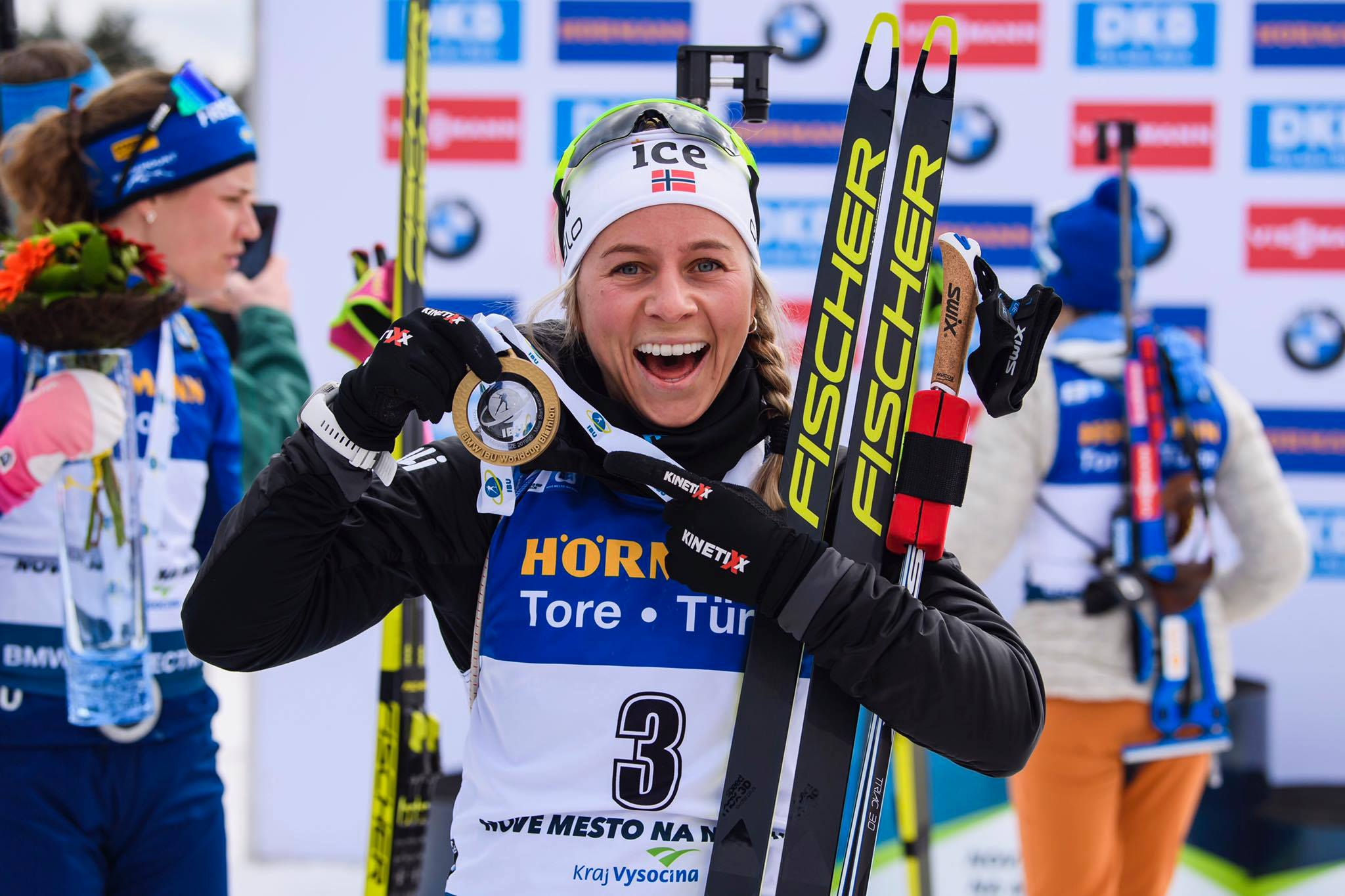 Norwegen siegt auch in beiden Massen Starts