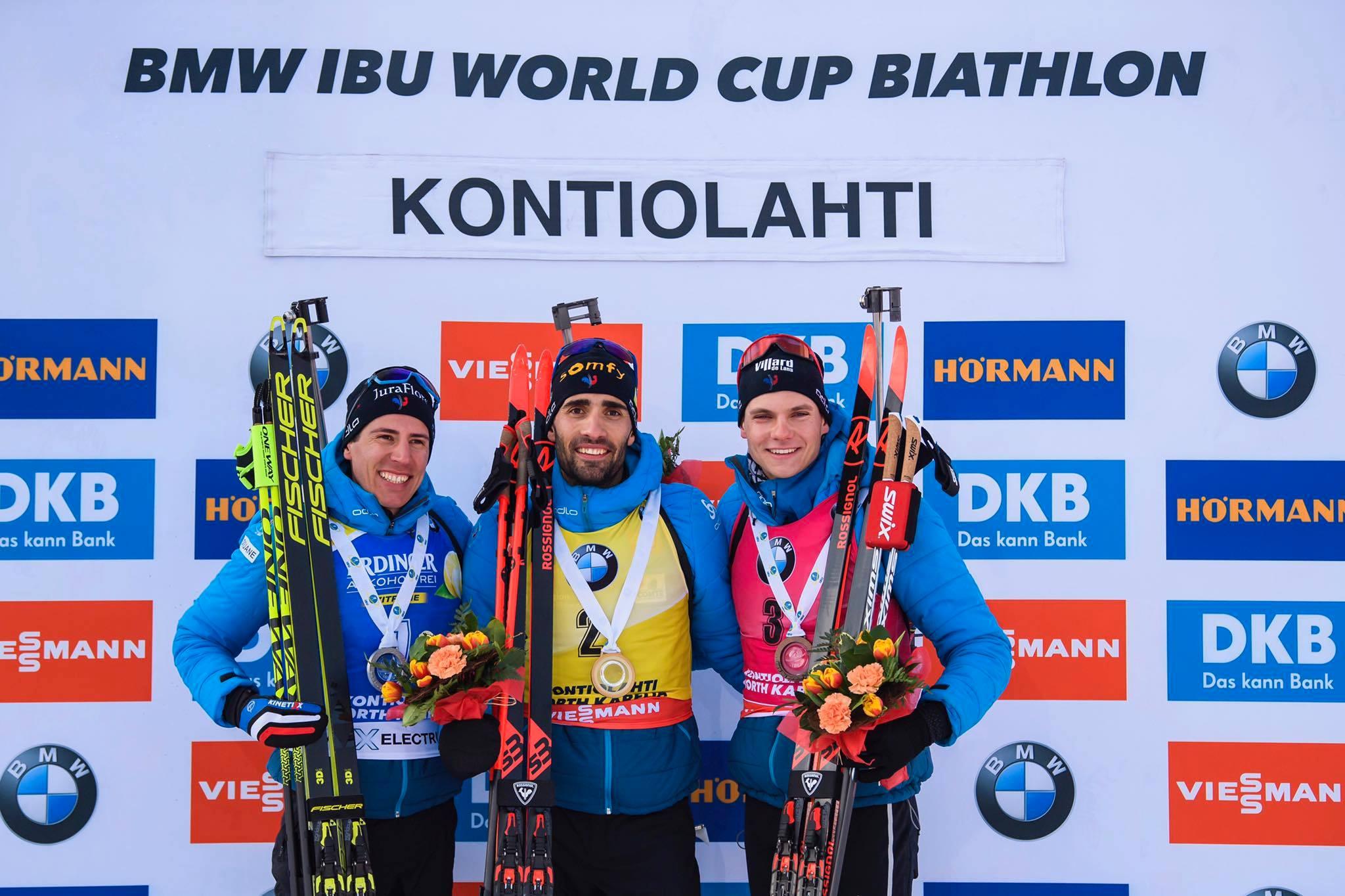 Ein emotionaler letzter Wettkampftag im Biathlon Weltcup