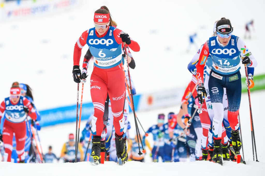 Zyla and Bolshunov on top – Nordic WM in Oberstdorf