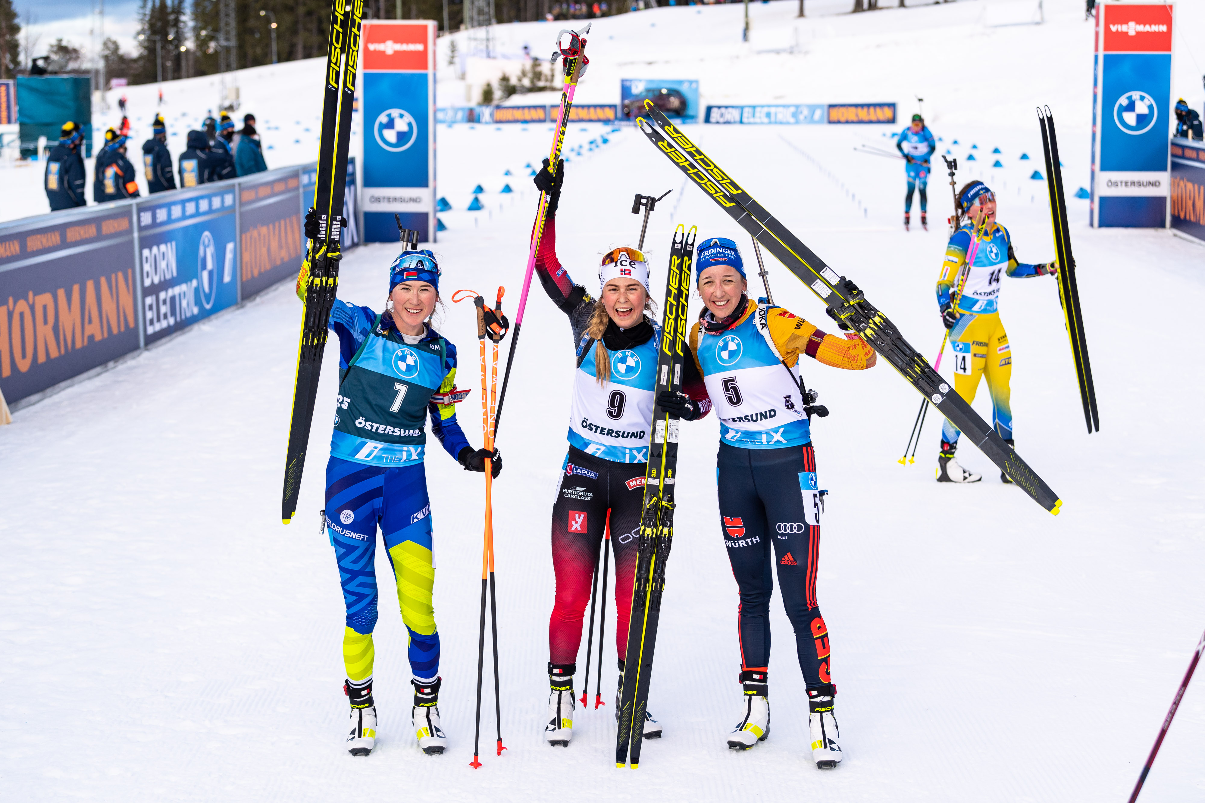 Tandrevold takes victory in mass start in Östersund