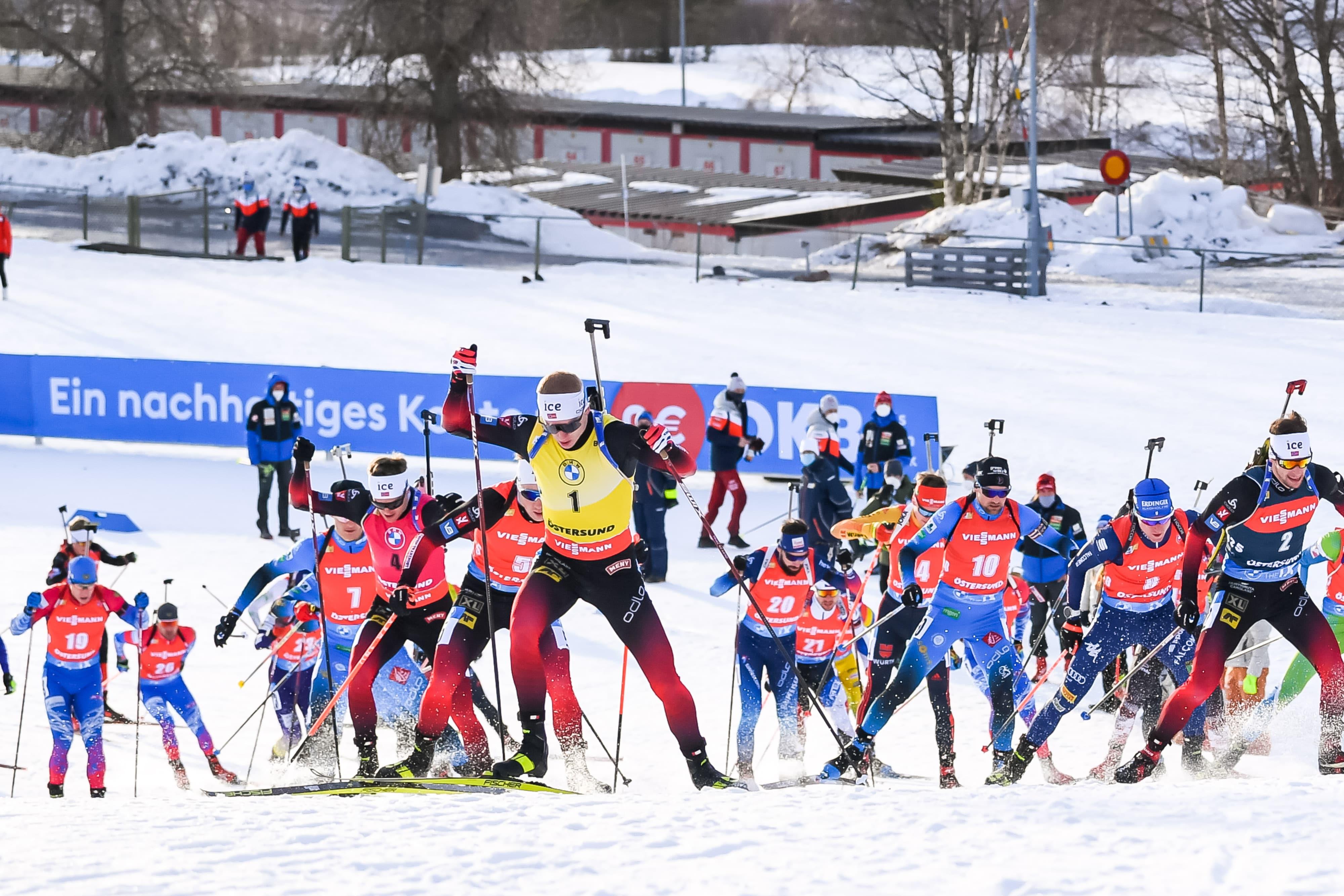 Saisonbilanz: Biathlon zeigt sich unter Corona-Bedingungen stress-resistent