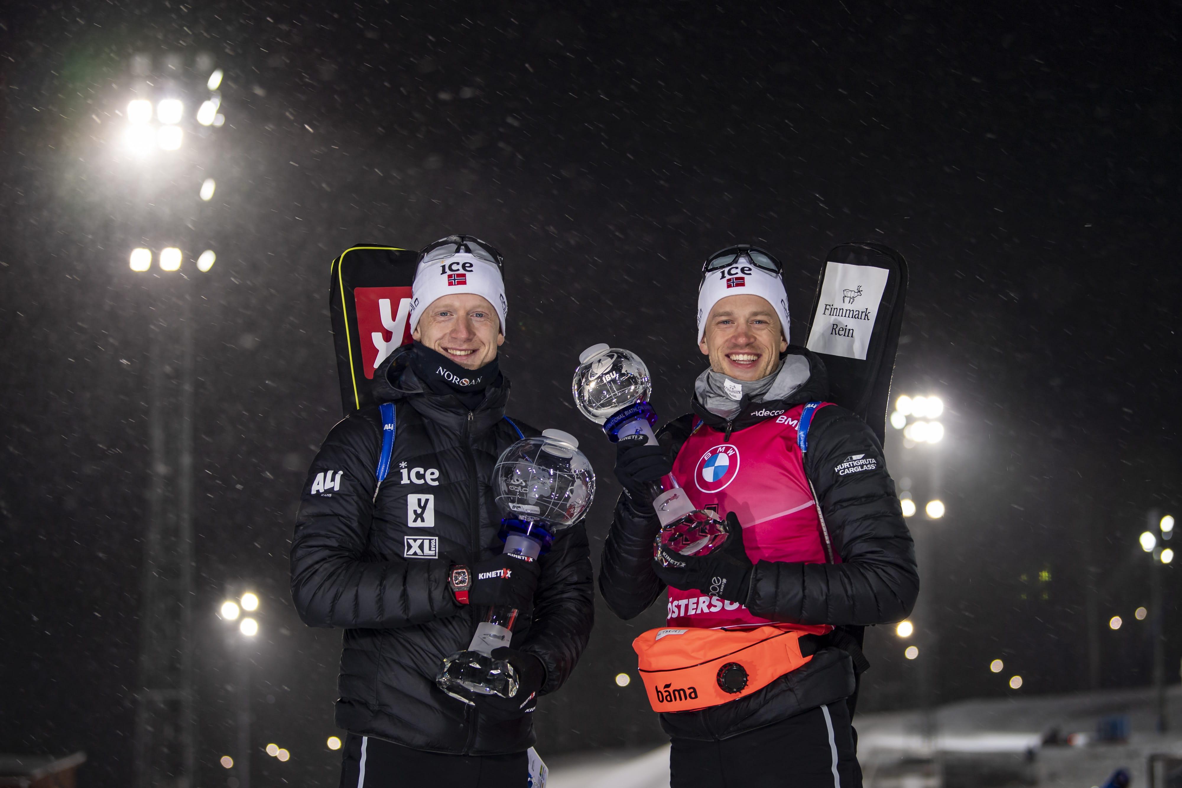 KinetiXx Athleten dominieren den nordischen Wintersport