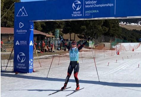 Eine Goldmedaille und das große Abenteuer in Andorra