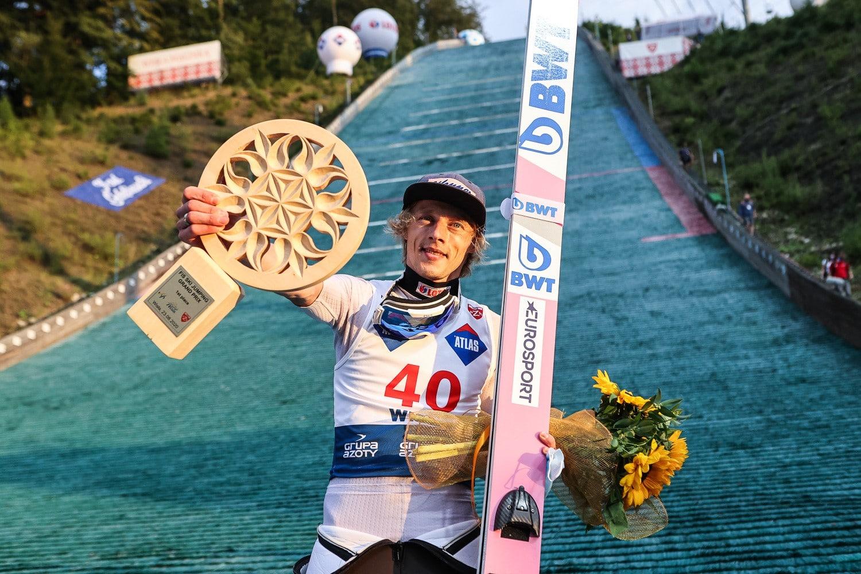 Skispringen: Sommer GP in Wisla